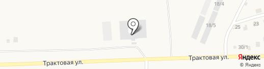 Магазин по продаже овощей на карте Жатая