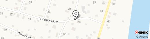 Удача на карте Жатая