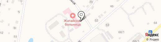 Якутская больница Дальневосточного окружного медицинского центра на карте Жатая