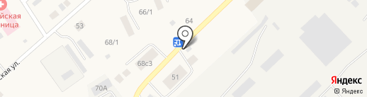 Виктория+ на карте Жатая