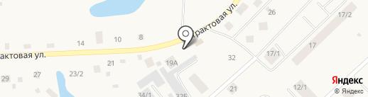 Анастасия на карте Жатая