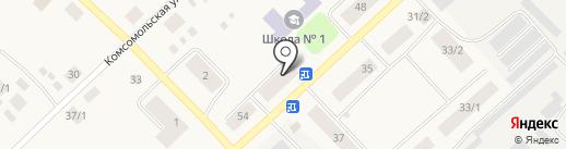 Катюша, FM 101.5 на карте Жатая