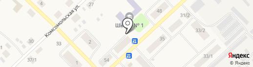 ИМПУЛЬС, МУП на карте Жатая