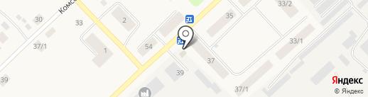 Якутский Расчетный Центр на карте Жатая