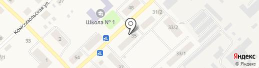 Аптека №40 на карте Жатая