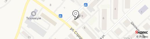 Аргишти на карте Жатая