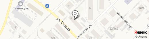 УФМС на карте Жатая