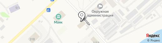 ГеЮр на карте Жатая