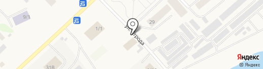 ЮГ-ИМПОРТ на карте Жатая