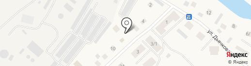 Платежный терминал на карте Жатая