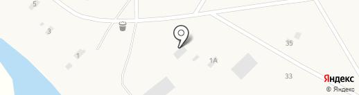 Якутгазстрой на карте Павловска