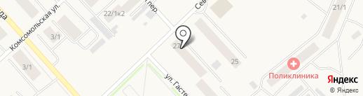 Круиз на карте Жатая
