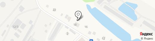 Баат на карте Жатая