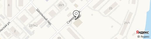 Жатайский на карте Жатая