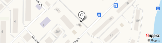 МТС на карте Жатая