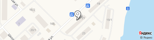Каприз на карте Жатая