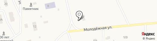 Далбар на карте Павловска