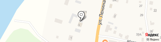 Майя на карте Нижнего Бестях