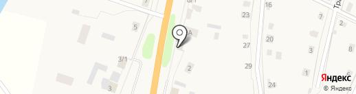 Ссудо-Сберегательный Союз, СКПК на карте Нижнего Бестях