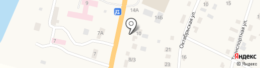 СахаСтартЗайм на карте Нижнего Бестях