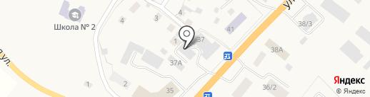 Аптека на карте Нижнего Бестях