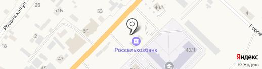 I`COMP на карте Нижнего Бестях