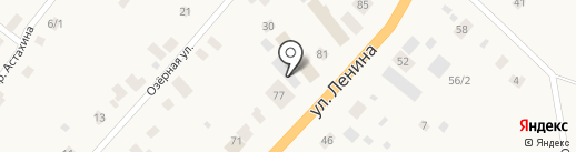 Ньургуhун на карте Нижнего Бестях