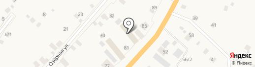 Магазин модной одежды на ул. Ленина на карте Нижнего Бестях