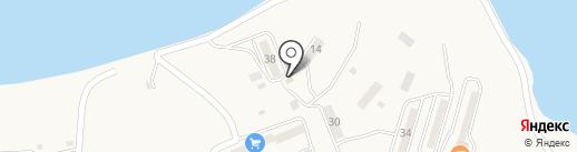 Аптека на Подножье на карте Русского