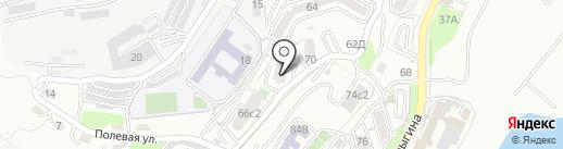 VladHome24 на карте Владивостока