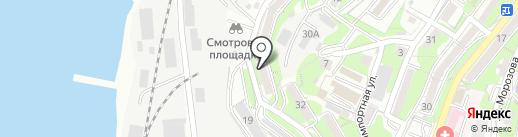 Моя мебель на карте Владивостока