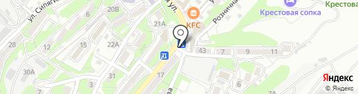 Донер Кебаб на карте Владивостока