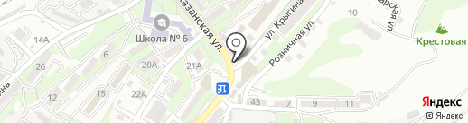 Bazar food на карте Владивостока