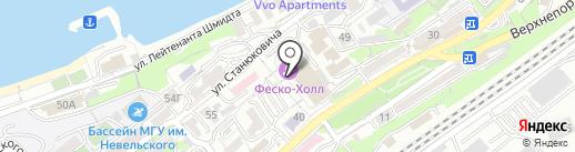 Nebo Records на карте Владивостока