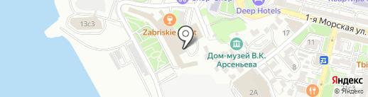 MUSICMEN на карте Владивостока