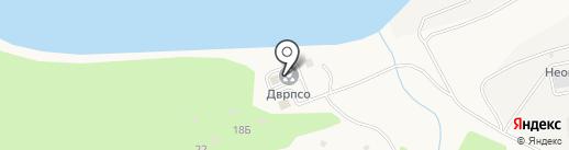 Центр Государственной инспекции по маломерным судам МЧС России по Приморскому краю на карте Русского