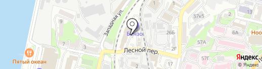 Coffee Zoota на карте Владивостока