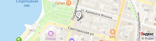 Smart Up на карте Владивостока