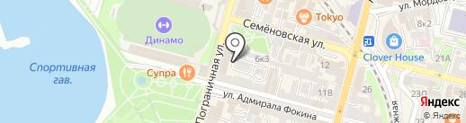 PANDOROOM на карте Владивостока