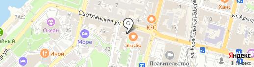 Charmfactory на карте Владивостока