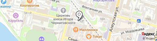 Новые Технологии на карте Владивостока