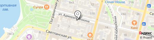 MAY boutique на карте Владивостока