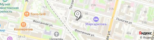 Выхода Нет на карте Владивостока