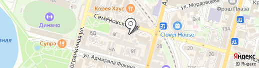 New Clean на карте Владивостока
