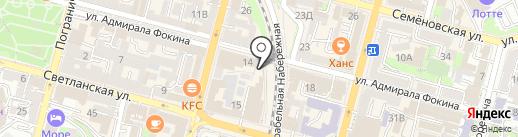SlowMotion на карте Владивостока