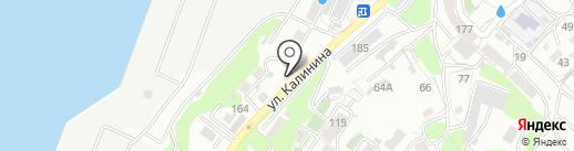 Новая балконная компания на карте Владивостока