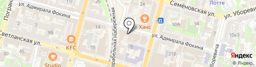 ТехноБро на карте Владивостока