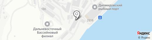 Восток Мультимодал Сервис на карте Владивостока