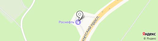 Банкомат, Дальневосточный банк, ПАО на карте Русского