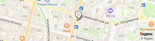 WokTown на карте Владивостока